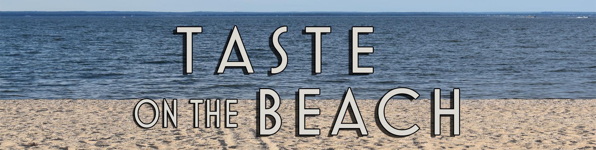 Taste On The Beach Logo
